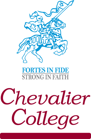Chevalier College logo