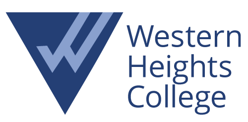 Western Heights College Crest